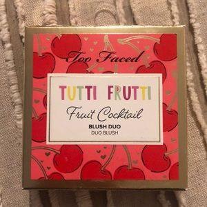 Too Faced Tutti Frutti blush duo